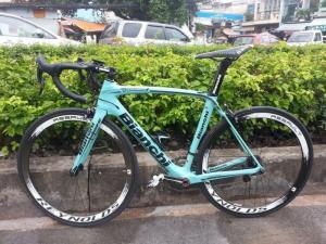 Roadbike BIANCHI oltre XR1 (italia) fullcacbon 2016