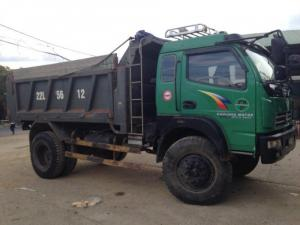 Cần bán xe tải ben Cửu long 7 tấn 1 cầu đời 2009. xe đẹp