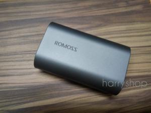 Pin dự phòng Romoss Ace series 10.000 mah tích hợp cổng sạc Lightning
