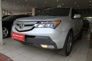 Honda Acura MDX - Quý ông góc cạnh