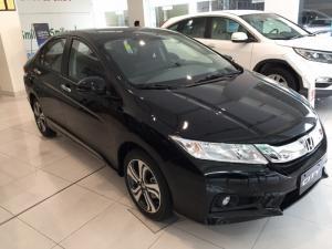 Honda City 1.5 CVT đen ánh 2016 khuyến mãi có hạn giao xe trước tết