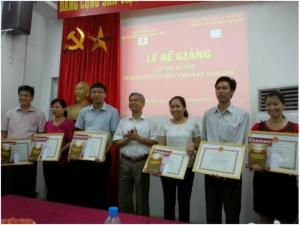 Đào tạo QLNN ngạch chuyên viên, chuyên viên chính cho kỳ thi Công chức