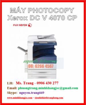Máy photo Fuji Xerox V4070 CP giá cực rẻ