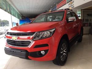 Chevrolet colorado phiên bản mới 2017. Giá ưu đãi duy nhất trong tháng, hổ trợ 95%