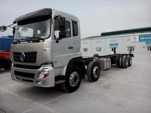 Bán xe tải Dongfeng 5 chân nhập khẩu
