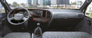 Nội Thất Hyundai HD700 Đồng Vàng