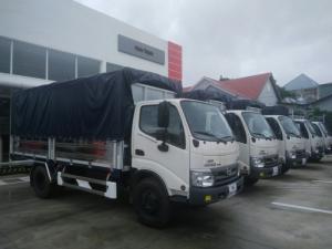 Đại lý Hino, Bán xe tải Hino Dutro 4.9 tấn...