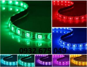 Nhận làm đèn led, đèn trang trí quán ăn, quán trà sữa, nhà ở, giáng sinh giá rẻ
