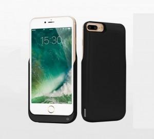 Hàng mới Về Ốp Lưng Kiêm Pin Sạc Dự Phòng IPHONE 7 Plus MODEL JLW-7PA-2 8000mAh.