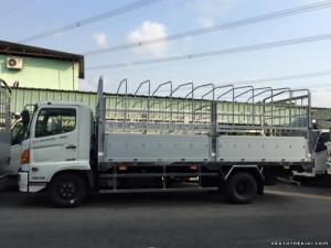 Hino FC9JESW (4x2) 6 tấn 2, thùng 4m5 giá 780 triệu, giao ngay