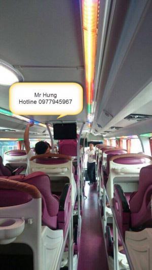 Chuyên bán xe khách Universe 47 ghế và xe giường nằm cao cấp