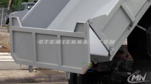 Bán Hino tải FC9JESW 6.4 tấn đóng thùng theo yêu cầu, xe có sẵn giao ngay