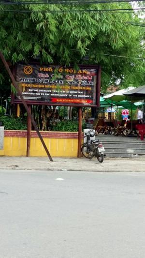 Bán đất Kinh doanh Trung tâm Hội An, kề Nguyễn Trường Tộ