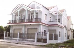 Bán nhà Biệt thự 1 trệt lầu Khu dân cư phường 3
