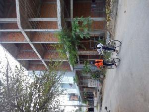 Bán nhà xây thô liên kế 1 trệt 2 lầu, đường 7m, Lô A Cụm dân cư Trung Tâm xã Vĩnh Thạnh