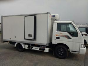 Xe đông lạnh KIA K165S tải trọng 2 tấn lưu thông thành phố, bán trả góp