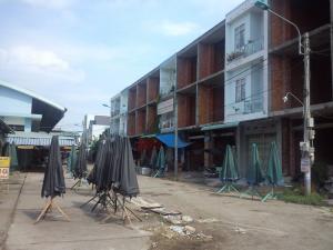 Bán nhà xây thô 1 trệt 2 lầu tại Chợ Tân Thành, xã Tân Thành, huyện Lai Vung