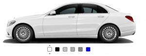 Khuyến mãi Mercedes C250 Exclusive 2016 - ưu đãi đến 50% thuế trc bạ còn 1 xe -giao xe ngay