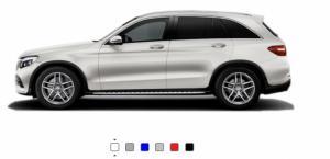 Mercedes-Benz GLC 300 4Matic 2016 với hệ thống dẫn động 4 bánh tiêu chuẩn 4MATIC, Xe được trang bị động cơ I4 turbo 2.0 L công suất 245 mã lực với mô-men xoắn cực đại 369Nm. Điểm hấp dẫn nhất  chính là hộp số tự động 9 cấp 9G-Tronic – Đây là hộp số thế hệ mới nhất của hãng xe Mercedes.