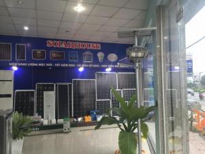 Công ty cung cấp pin năng lượng mặt trời trên toàn quốc