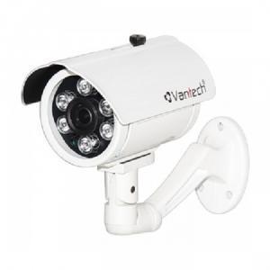 Camera Vantech Cần Giờ. Chi tiết camera AHD VANTECH VP-151AHDL/M giá tốt - Độ phân giải: 1.0 Megapixel - Ngõ ra hình: 25/30fps@720P - HD (1280 x720 ) - Ống kính cố định 3,6mm (6, 8, 12mm tùy chọn) - Hồng ngoại: 6 pcs LED ARRAY - Tầm nhìn xa: 20-30m - Đường truyền với tốc độ cao và khoảng cách truyền dài 300-500m - Độ phân giải HD với độ nét cao - Hỗ trợ các chức năng : Day/Night (ICR), AWB, AGC, BLC, 3D-DNR - Nguồn cung cấp: 12V DC - Bao gồm luôn chân đế.