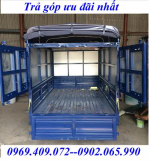 Đại lý xe tải nhỏ / xe tải nhỏ thay thế 3 gác tmt cửu long giá rẻ trả góp