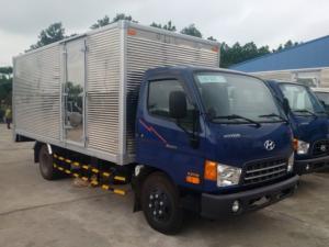 Xe Tải Hyundai Hd700 7.5 Tấn Đồng Vàng-Thùng Kín Inox,khuyến Mại Lớn,giao Xe Ngay