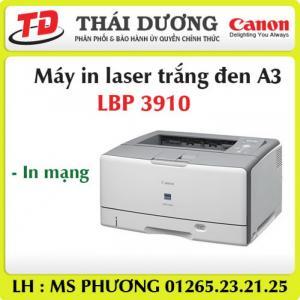 Máy in laser trắng đen A3 Canon LBP3910 mới 90%,bảo hành 01 năm