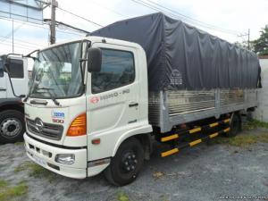 Trọng lượng bản thân : 4555 kG Tải trọng cho phép chở 5600 kG Trọng lượng toàn bộ : 10350 kG Kích thước xe : 7590 x 2450 x 3160 mm