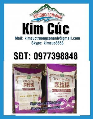 Bao gạo 5kg có quai xách, bao gạo 10kg, bao gạo 25kg, bao gạo 50kg