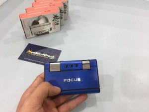 Hộp đựng thuốc lá kiêm bật lửa hình bao thuốc - Quà tặng nam giới - MSN383100