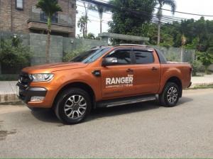 Ranger Wildtrak 3.2L, 4x4, Form 2016