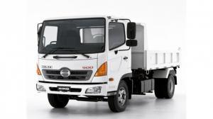 Xe ben Hino FG8JJSB tải trọng 8 tấn (7 khối) giá cực sốc Thùng ben dày, siêu bền chuyên chở vật liệu xây dựng, đất đá, ti ben SAMMITR nhập khẩu nguyên cụm từ Thái Lan. Kích thước thùng: 4300 x 1800/2300 x 700/550 mm Giá để kịch sàn cho anh em, liên hệ đến số đt 01662463724 để biết thông tin chi tiết