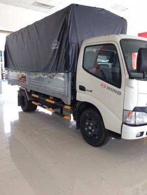 Xe tải Hino thùng mui bạt tải trọng từ 1.5...