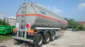 Ro Mooc Bồn chở Xăng dầu 40m3 CIMC