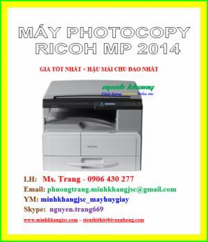 Máy photocopy Ricoh MP2014 giá cực rẻ