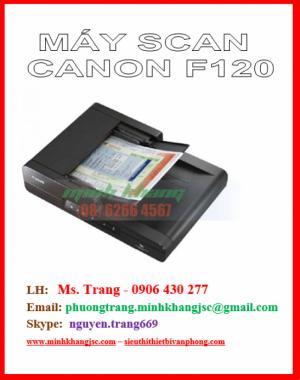 Máy scan Canon F120 giá cực rẻ