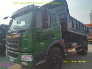 Bán ô tải thùng kín Đông Phong Trường Giang tại Quảng Ninh