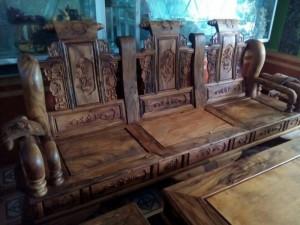 Bộ bàn ghế cực đẹp