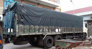 Xe Hino 15 tấn, xe tải hino series 500 FL8JTSL mui bạt