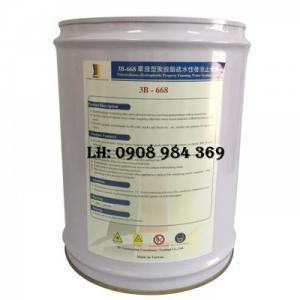 PU 668 dùng xử lý rò rỉ nước