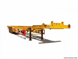 Đại lí bán Rơ Moóc CIMC 40 feet cổ cò,nhập khẩu nguyên chiếc