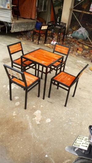 Ghế gỗ quán ăn giá rẻ