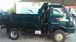 Xe Ben Chiến Thắng 1T2 giá rẻ, xe tải ben 1T2, ben 1t2 xe nhỏ gọn luồng lách mọi nẻo đường!