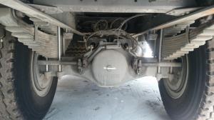 Bán xe ben 2 chân hổ vồ cũ mới