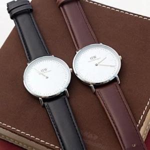 Đồng hồ  (dây da)