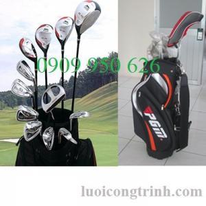 Dụng cụ golf, lưới golf,bóng golf,cỏ golf