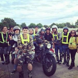 Tour phượt – Campuchia (sáng t7 đi tối cn về)( xe máy)