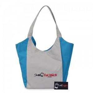 Mẫu túi xách vải đơn giản, nhẹ nhàng dành cho các bạn nữ
