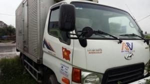 Bán xe tải đông lạnh 2.5 tấn đời 2009